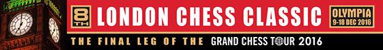 London Chess Classic 2016 онлайн