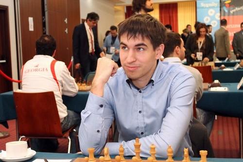 Дмитрий Андрейкин - чемпион Европы по блицу 2016