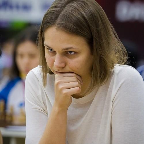 Анна Музычук - чемпионка мира по быстрым шахматам и по блицу 2016