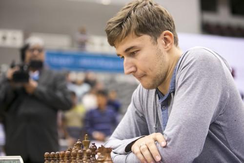 Сергей Карякин - чемпион мира по блицу 2016