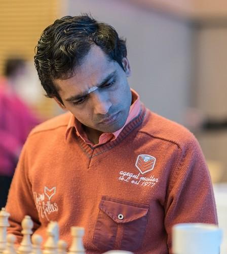 Кришнан Сасикиран - победитель кубка Рилтона 2016-2017