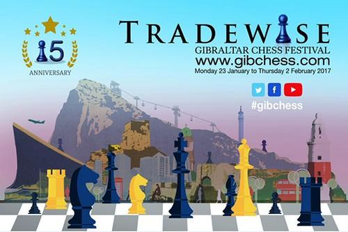 Tradewise Gibraltar Chess Festival 2017, Гибралтар, онлайн