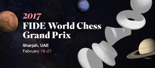 Первый этап Гран-при ФИДЕ 2017, Шарджа, онлайн