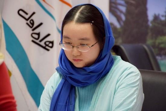 Тань Чжунъи - новая чемпионка мира 2017