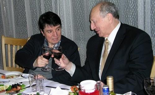 Нона Гаприндашвили и Евгений Свешников