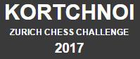 Zurich Chess Challenge 2017 - турнир в Цюрихе онлайн