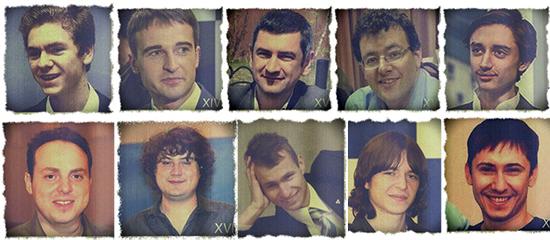 Участники 18-го турнира им. Карпова, 2017 год