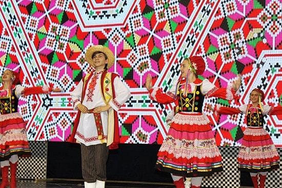 На открытии чемпионата Европы в Минске, 2017 год