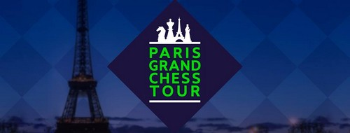 Grand Chess Tour, Париж, 2018, онлайн