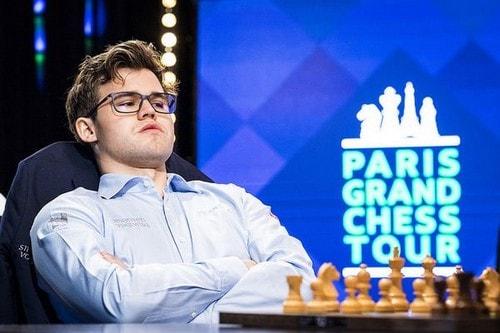 Магнус Карлсен выиграл этап Grand Chess Tour в Париже, 2017 год