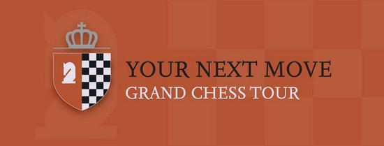 Grand Chess Tour, Левен, 2017, онлайн