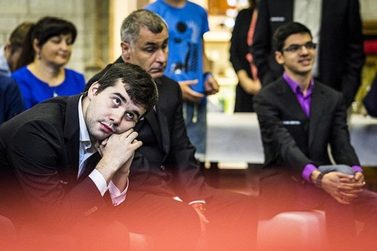 Лёвен, Grand Chess Tour 2017
