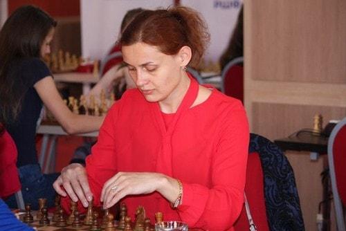 Марина Нечаева стала победительницей Высшей лиги чемпионата России среди женщин 2017