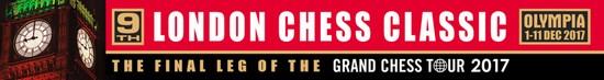 London Chess Classic 2017 онлайн