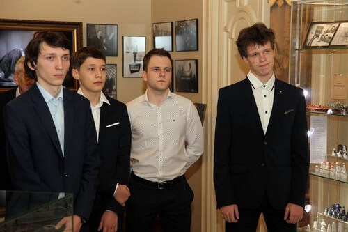 Команда Принцев