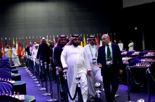 Чемпионат мира по быстрым шахматам и блицу 2017, онлайн