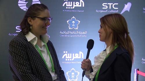 Нана Дзагнидзе - чемпионка мира по рапиду 2017