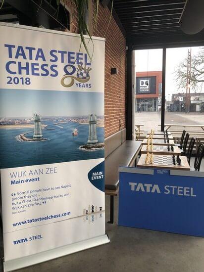 Супертурнир Tata Steel 2018 в Вейк-ан-Зее онлайн