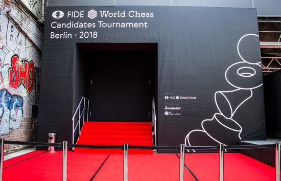 Турнир претендентов 2018, Берлин, онлайн