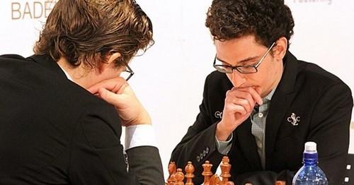 Карлсен и Каруана