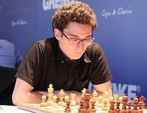 Фабиано Каруана - победитель