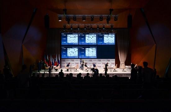 Турнир памяти Вугара Гашимова, 2018, онлайн