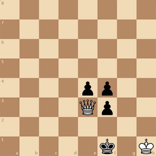 Задача на мат в 4 хода