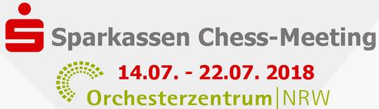 Sparkassen Chess Meeting 2018, Дортмунд, онлайн