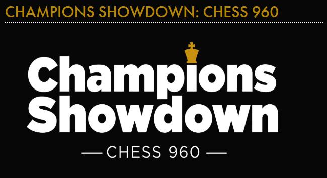 Champions Showdown Chess 960, Сент-Луис, 2018
