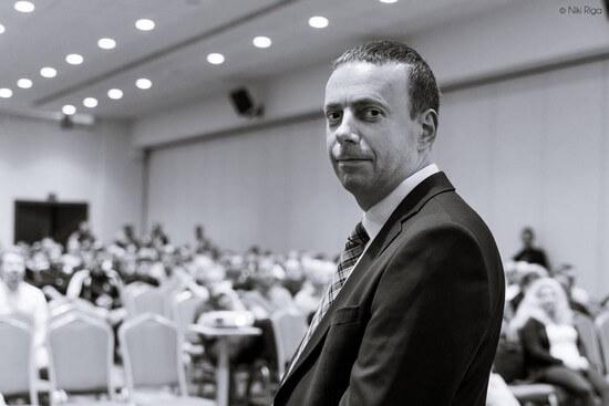 Главный судья турнира Tomasz Delega