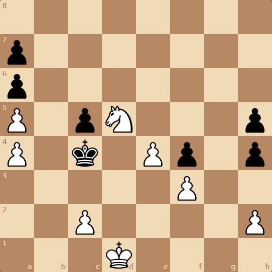 Старинная задача по шахматам