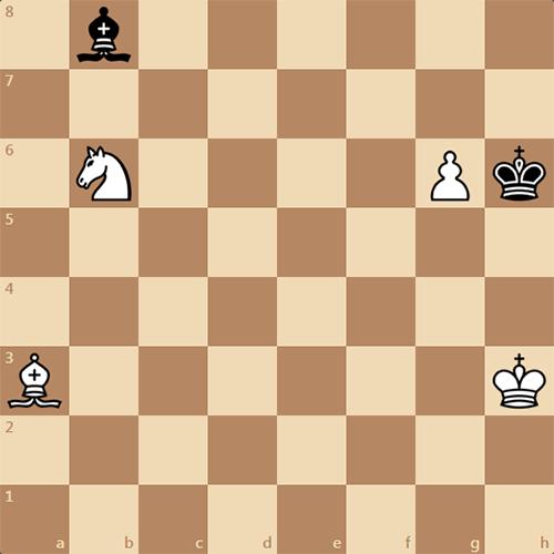 Этюд, шахматы, ход белых