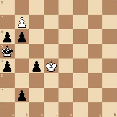 Кооперативный мат в 2 хода в обе стороны