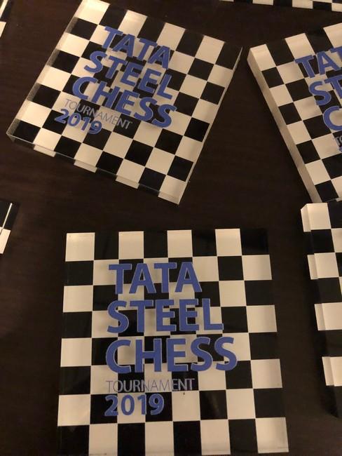 Супертурнир Tata Steel 2019 в Вейк-ан-Зее онлайн