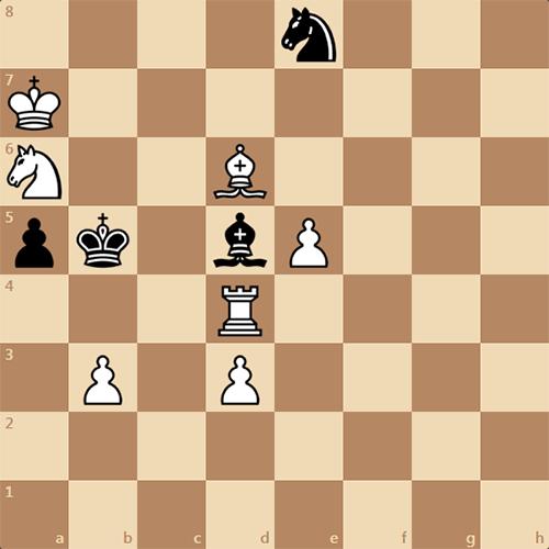 Довольно интересный мат в 3 хода