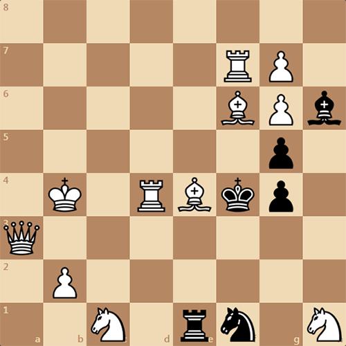 А Вы сможете решить эту задачу по шахматам?