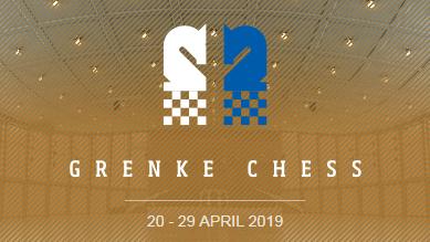 Grenke Chess Classic в Баден-Бадене 2019, онлайн
