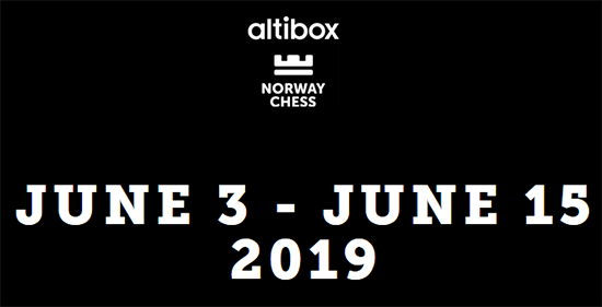 Norway Chess 2019 онлайн, Ставангер