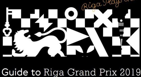 Второй этап Гран-при ФИДЕ 2019, Рига, онлайн