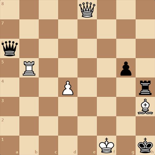 Стеффен Нильсен, этюд 4, выигрыш