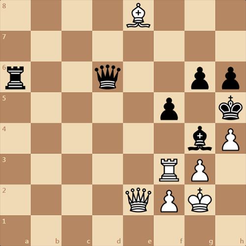 Думаешь сможешь решить этот мат в 1 ход?