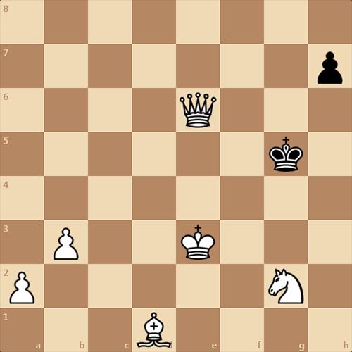 Сможете найти мат в 2 хода?