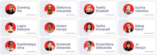 Участницы