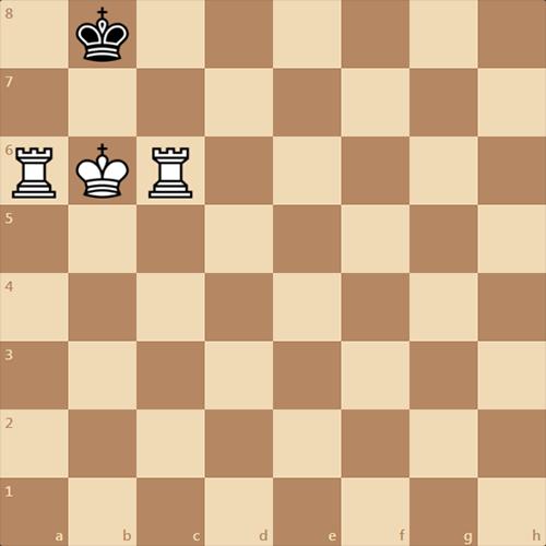 Простая шахматная головоломка