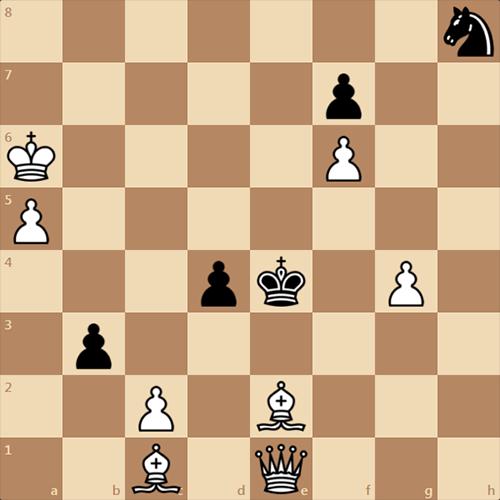Интересный мат в 4 хода