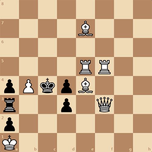 Решат шахматные задачи задачи по логике готовые решения
